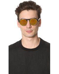 Westward Leaning Yellow Dyad 1 Sunglasses for men