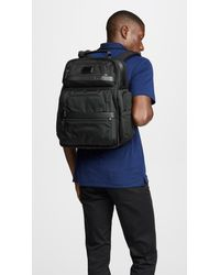 Tumi - Black Alpha T-pass Business Class Brief Backpack for Men - Lyst