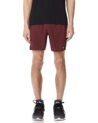RVCA - Red Yogger Iii Shorts for Men - Lyst