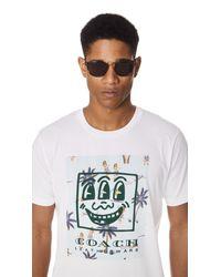 Illesteva - Multicolor Tribeca Ii Sunglasses for Men - Lyst