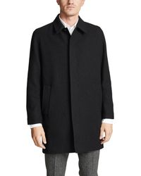 Norse Projects - Black Thor Wool Jacket for Men - Lyst