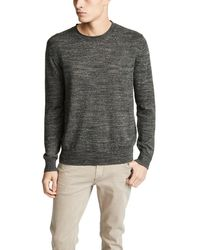 Club Monaco - Multicolor Space Dye Donegal Rollneck for Men - Lyst