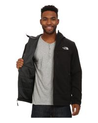 The North Face - Black Insulated Gordon Lyons Hoodie for Men - Lyst