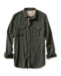 Banana Republic | Green Heritage Military Shirt for Men | Lyst