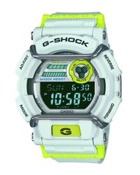 G-Shock - Green Digital Watch - Lyst