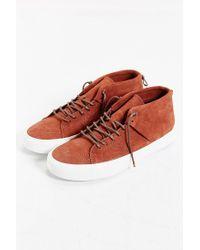 Vans - Brown Sk8 Mid Moc Ca Sneakerboot for Men - Lyst