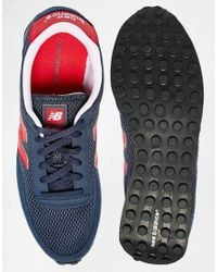 New Balance | Blue 410 Trainers for Men | Lyst