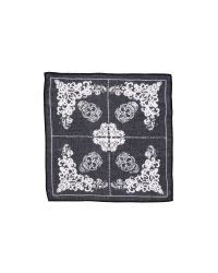 Chan Luu - Multicolor Handkerchief Scarf - Paloma/white - Lyst