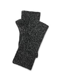 Club Monaco - Jayna Gloves - Black Tweed - Lyst