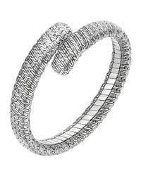 John Hardy | Metallic Classic Chain Silver Single Coil Bracelet | Lyst
