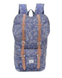 8be4bc4d3db Lyst - Herschel Supply Co. Little America Backpack in Blue for Men