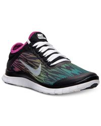 Nike   Purple Free Hyperfeel Running Shoes   Lyst