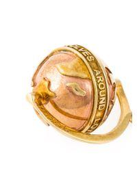 True Rocks | Metallic 'globe' Necklace | Lyst