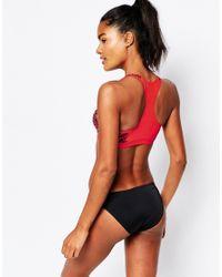 Nike | Multicolor Pro Fierce Lotus Bra | Lyst