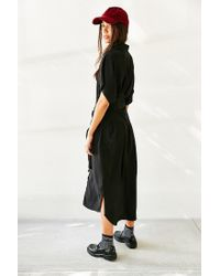 C/meo Collective | Black No Limit Maxi Shirtdress | Lyst