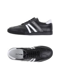 Richmond X - Black Low-tops & Trainers for Men - Lyst