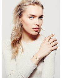 Free People - Metallic Cam Jewelry Womens Harriet Cacti Cuff Bracelet - Lyst