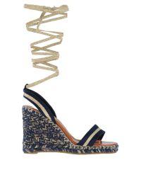 Marc Jacobs - Blue Sandals - Lyst