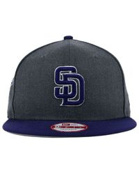 new arrival f3e97 0db9a ... buy mens gray san diego padres graphite speed up 9fifty snapback cap  dac72 a5025
