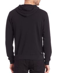 Rosser Riddle - Black Broadway At Night Hoodie for Men - Lyst