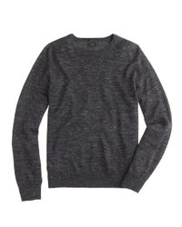 J.Crew - Gray Slim Sedona Sweater for Men - Lyst