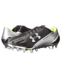 Under Armour | Black Men's Ua Speedform® Slingshot Neon Running Shoes for Men | Lyst