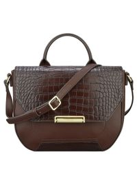Nine West | Brown Balancing Act Crossbody Bag | Lyst