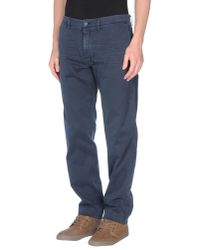 Henri Lloyd - Blue Casual Trouser for Men - Lyst