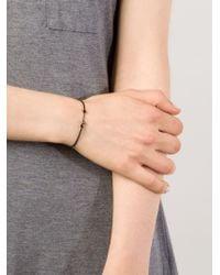 Rosa Maria - Black 'Globus' Bracelet - Lyst
