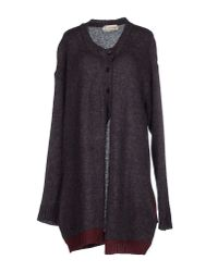 Ottod'Ame - Purple Cardigan - Lyst