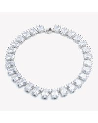 Eddie Borgo | Metallic Rectangle Estate Necklace | Lyst