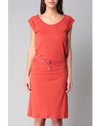Sessun - Red Short/knee Length Dress - Lyst
