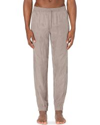 La Perla | Gray Slim-fit Pyjama Trousers for Men | Lyst