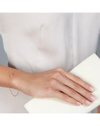 Astley Clarke | Pink Super Star 14ct Rose-gold And Diamond Bracelet | Lyst