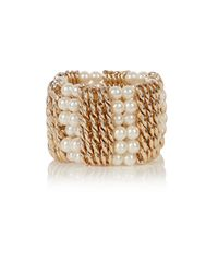 Coast | Natural Khloe Cuff | Lyst
