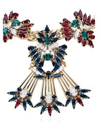 Anton Heunis - Metallic Bollywood Princess Collection Necklace - Lyst
