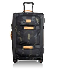 Tumi - Gray 'alpha Bravo - Henderson' Wheeled Short Trip Packing Case for Men - Lyst