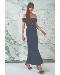 Keepsake - Black Confession Maxi Dress - Lyst