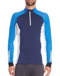 Helly Hansen | Multicolor Merino Wool-blend Half-zip Pullover for Men | Lyst