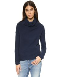 Joie | Blue Abri Cashmere Sweater | Lyst
