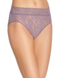 Hanky Panky | Purple French Bikini | Lyst