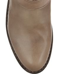 Fiorentini + Baker | Brown Chad Carnaby Leather Ankle Boots | Lyst
