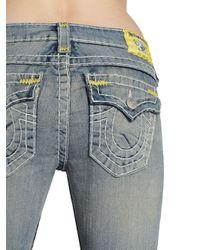 True Religion - Blue Julie Super T Jeans - Lyst