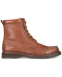 Polo Ralph Lauren - Brown Willingcott Boots for Men - Lyst