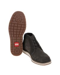 Helly Hansen - Green Ankle Boots for Men - Lyst