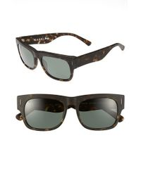 Raen | Brown 'lenox' 54mm Polarized Sunglasses for Men | Lyst