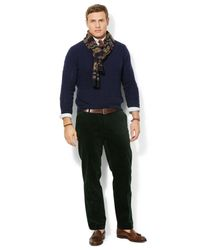 Lyst - Polo Ralph Lauren Big And Tall Ten Wale Thick ...