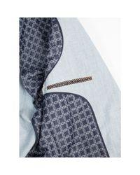 Billy Reid | Blue Lexington Jacket for Men | Lyst