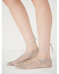 Free People - Natural Shine Womens Casablanca Wrap Ped - Lyst