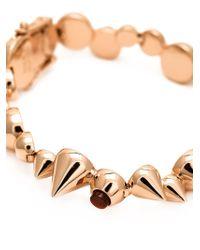 Eddie Borgo - Metallic Cone Composition Bracelet - Lyst